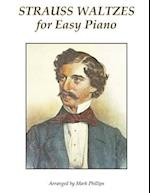 Strauss Waltzes for Easy Piano