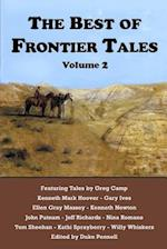 The Best of Frontier Tales, Volume 2 af Kenneth Mark Hoover, Gary Ives, Greg Camp