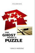 The Ghost Works a Puzzle af Nancy Parsons