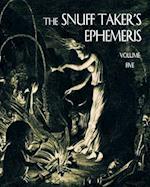 The Snuff Taker's Ephemeris