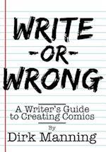 Write or Wrong af Dirk Manning