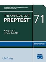 The Official LSAT Preptest 71 (Official Lsat Preptest, nr. 71)