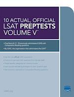 10 Actual, Official LSAT Preptests (Lsat Series, nr. 5)