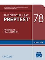The Official LSAT Preptest 78