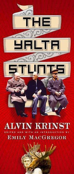 Bog, paperback The Yalta Stunts af Alvin Krinst