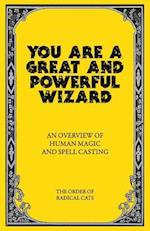You Are a Great and Powerful Wizard