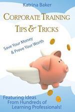 Corporate Training Tips & Tricks