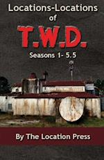 Locations-Locations of T.W.D.
