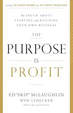 The Purpose Is Profit