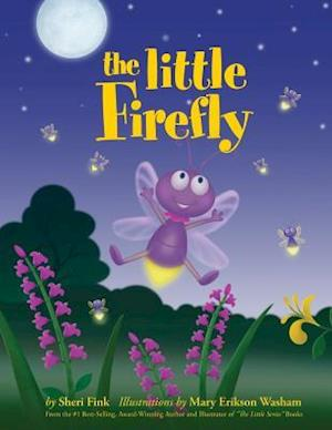 Bog, hæftet The Little Firefly af Sheri Fink