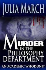 Murder in the Philosophy Department