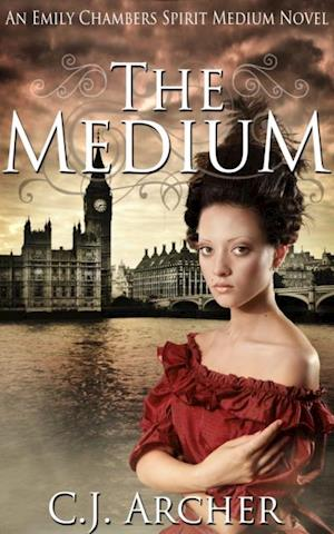 Medium (An Emily Chambers Spirit Medium Novel) af Cj Archer