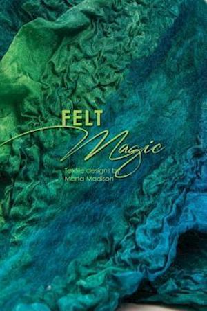 Bog, paperback Felt Magic af Marta Madison