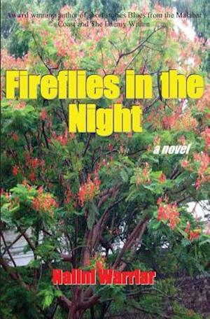 Bog, paperback Fireflies in the Night af Nalini Warriar