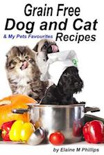 Grain Free Dog and Cat Recipes