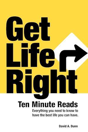 Bog, paperback Get Life Right af David A. Dunn