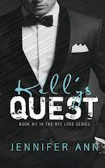 Kelly's Quest af Jennifer Ann