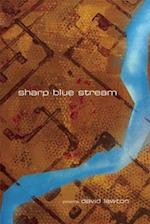 Sharp Blue Stream af David Lawton