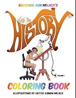 Little Miss History Coloring Book