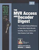 The MVR Access and Decoder Digest 2018 (MVR Access and Decoder Digest)