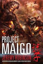 Project Maigo (a Kaiju Thriller) af Jeremy Robinson