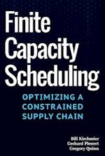 Finite Capacity Scheduling