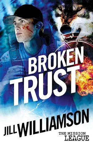Bog, paperback Broken Trust af Jill Williamson