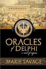 Oracles of Delphi (Althaia of Athens Mystery, nr. 1)