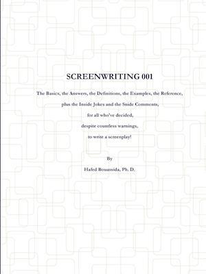 Screenwriting 001