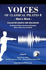 Voices of Classical Pilates: Men's Work