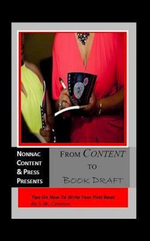 From Content to Book Draft