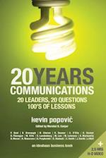 20years Communications af Kevin Popovic