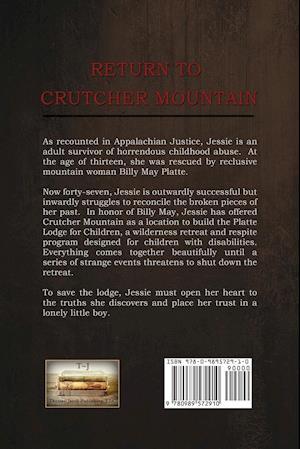 Bog, paperback Return to Crutcher Mountain af Melinda Clayton