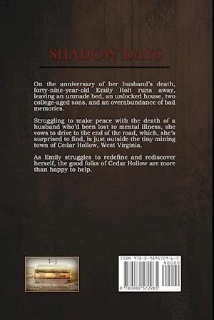 Bog, hæftet Shadow Days af Melinda Clayton