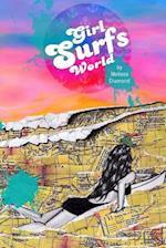 Girl Surfs World