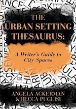 The Urban Setting Thesaurus
