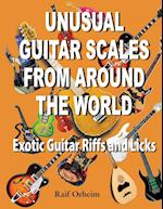 Unusual Guitar Scales from Around the World