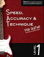 Speed, Accuracy & Technique for Guitar