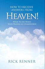 How to Receive Answers from Heaven