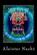 Sanctum of Shadows Volume III