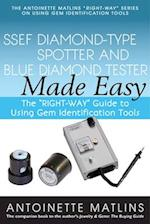 Ssef Diamond-Type Spotter and Blue Diamond Tester Made Easy (Right Way Series to Using Gem Identification Tools)