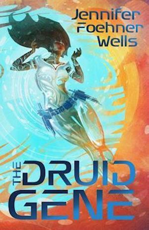 Bog, paperback The Druid Gene af Jennifer Foehner Wells