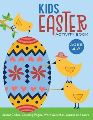 Kids Easter Activity Book