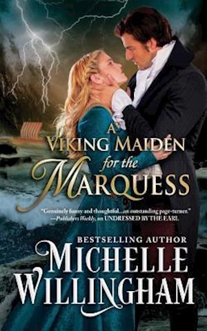 Bog, paperback A Viking Maiden for the Marquess af Michelle Willingham