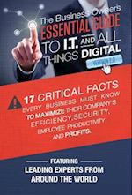 The Business Owner's Essential Guide to I.T and All Things Digital Version 2.0