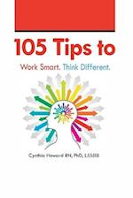 105 Ways to Get More Done. Live Happy.