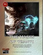 The Masks of Tzanti (5e)