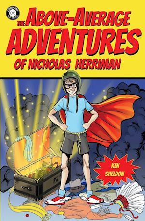 Bog, hæftet The Above-Average Adventures of Nicholas Herriman af Ken Sheldon