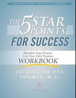 The 5 Star Points for Success - Workbook