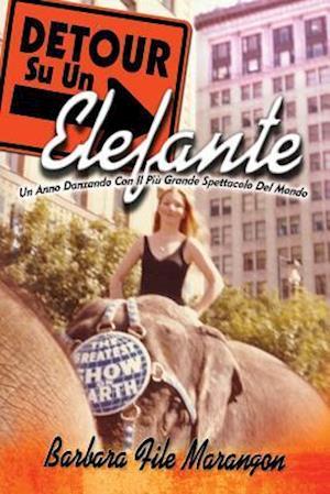 Bog, paperback Detour Su Un Elefante af Barbara File Marangon